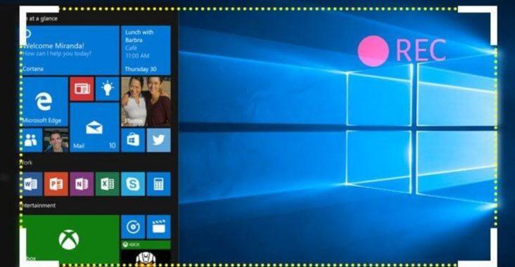capture d écran pc